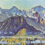 Kunstunterricht Farbenlehre - Kalt-Warm-Kontrast