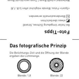Fotografisches Prinzip